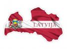 Nāk  gadalaiki apgleznot Latviju