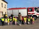 Ciemos pie ugunsdzēsējiem – glābējiem