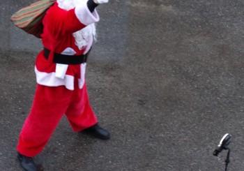 """Baltie Ziemassvētki  """"Ezīšu"""" grupā"""